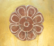 Flor do relevo Fotos de Stock Royalty Free