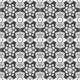 Flor do vintage do fundo Teste padrão floral sem emenda Papel de parede abstrato Imagem de Stock Royalty Free