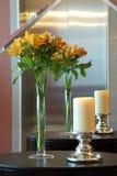 Flor em um vaso Fotos de Stock