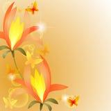 Flor exótica Fotografia de Stock