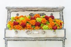 Flor falsa Fotos de archivo