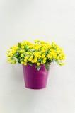 Flor falsa Foto de archivo libre de regalías