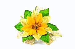 Flor falsa Imagenes de archivo