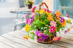 Flor falsificada Fotografia de Stock Royalty Free