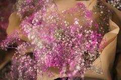 Flor hermosa en tienda imagenes de archivo