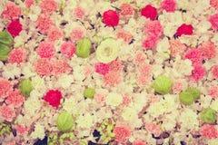 Flor hermosa para casarse la decoración Imágenes de archivo libres de regalías