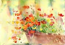 Flor hermosa para la decoración Fotografía de archivo libre de regalías