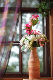 Flor no vaso Imagens de Stock Royalty Free