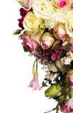 Flor nupcial, aislada Foto de archivo