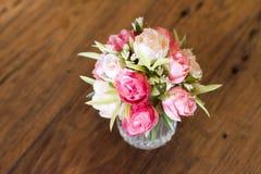 Flor plástica Imagens de Stock