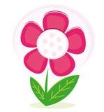 Flor rosada