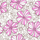 Flor simples Fotografia de Stock Royalty Free
