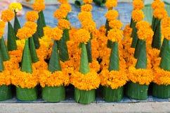 Flor Stupa imagens de stock
