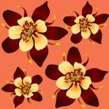 Flor tropical libre illustration