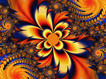 Flor universal Fotografia de Stock Royalty Free