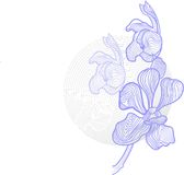 Flora art Royalty Free Stock Photo