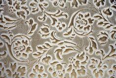 Flora de la decoración del fondo Imagen de archivo