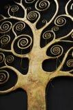 Flora de la decoración del fondo Foto de archivo