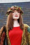 Flora el gigante del Singleton Imagenes de archivo