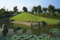 Flora Expo reale, Chiang Mai, Tailandia Immagini Stock Libere da Diritti