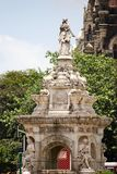 Flora Fountain, Fort, Mumbai, India Royalty Free Stock Photos