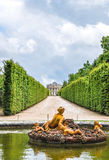 Flora  fountain in Versailles Palace garden Royalty Free Stock Photography