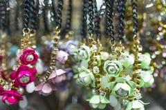 Flora Necklace fotos de stock royalty free