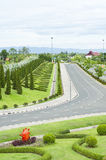 Flora Park reale, Tailandia. Fotografie Stock Libere da Diritti