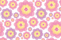 Flora pattern Royalty Free Stock Image