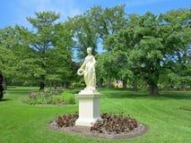 Flora Statue Fotografia Stock Libera da Diritti