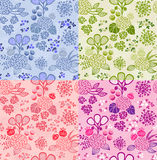 Floral �attern Stock Image