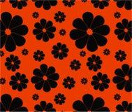 floral άνευ ραφής ανασκοπήσεω&nu διανυσματική απεικόνιση