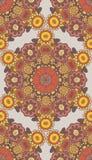 Άνευ ραφής floral διακόσμηση Στοκ εικόνες με δικαίωμα ελεύθερης χρήσης