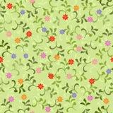 floral άνευ ραφής διάνυσμα προτύ&p Στοκ εικόνα με δικαίωμα ελεύθερης χρήσης