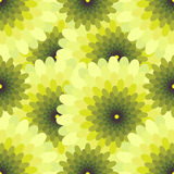 floral άνευ ραφής διάνυσμα προτύ&p Στοκ φωτογραφίες με δικαίωμα ελεύθερης χρήσης