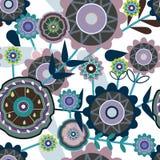 floral άνευ ραφής σύσταση ελεύθερη απεικόνιση δικαιώματος