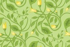 floral άνευ ραφής ταπετσαρία προτύπων Στοκ εικόνα με δικαίωμα ελεύθερης χρήσης