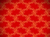 floral άνευ ραφής ταπετσαρία διανυσματική απεικόνιση