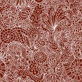 floral άνευ ραφής ταπετσαρία Στοκ Φωτογραφίες