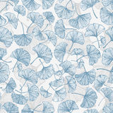 Floral άνευ ραφής υπόβαθρο με τα φύλλα ginkgo Στοκ φωτογραφίες με δικαίωμα ελεύθερης χρήσης