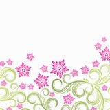 floral άνοιξη ανασκόπησης Στοκ φωτογραφία με δικαίωμα ελεύθερης χρήσης