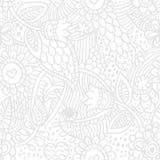 floral αναδρομικός άνευ ραφής προτύπων Στοκ Φωτογραφίες