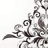 floral αναδρομικός τρύγος σχε απεικόνιση αποθεμάτων