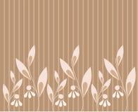 Floral ανασκόπηση Στοκ Φωτογραφίες