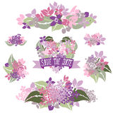 Floral ανθοδέσμες Στοκ φωτογραφία με δικαίωμα ελεύθερης χρήσης