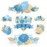 Floral ανθοδέσμες Στοκ φωτογραφίες με δικαίωμα ελεύθερης χρήσης