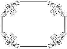 floral αρχικός αναδρομικός πλ&alph διανυσματική απεικόνιση