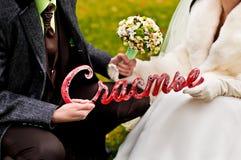 floral γάμος διακοσμήσεων Στοκ εικόνες με δικαίωμα ελεύθερης χρήσης