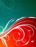 floral διάνυσμα άνοιξη ανασκόπη&sigm διανυσματική απεικόνιση