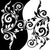 floral διάνυσμα ανασκόπησης Στοκ Εικόνες